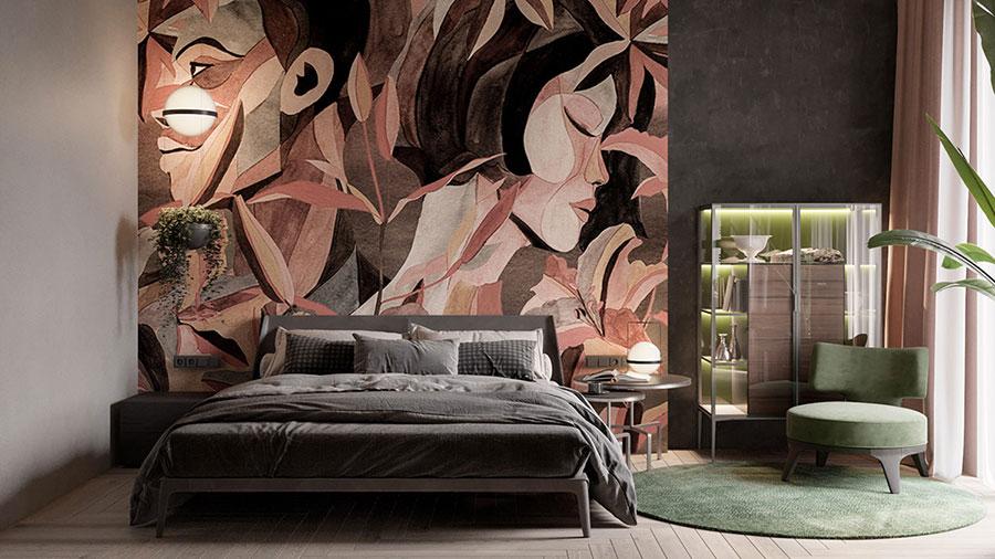 Idee per decorare la camera da letto n.02