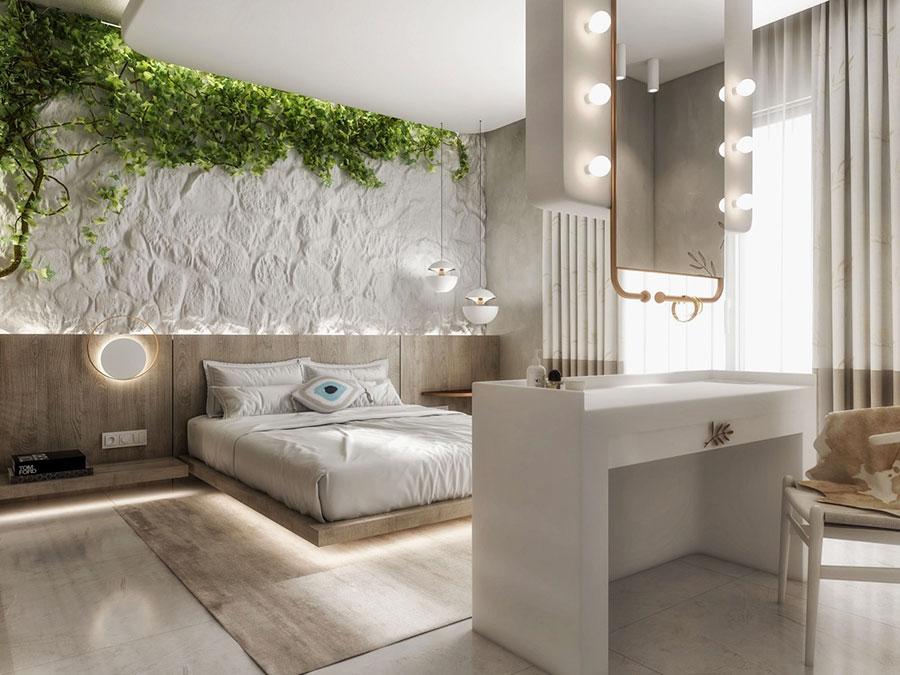 Idee per decorare la camera da letto n.04
