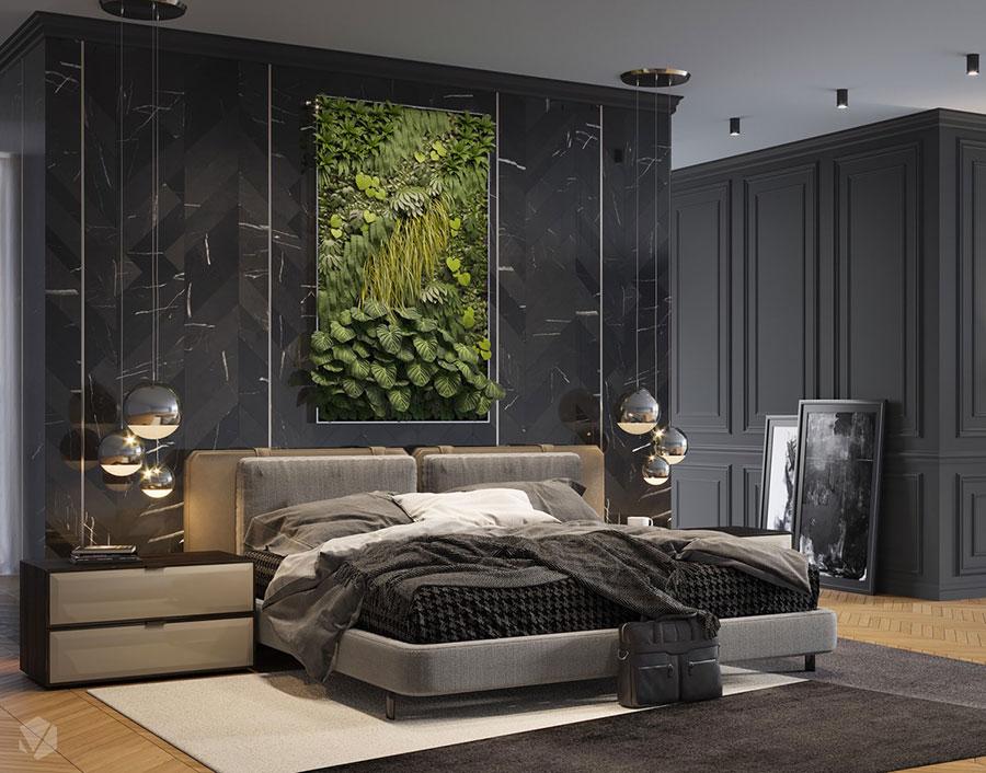 Idee per decorare la camera da letto n.05