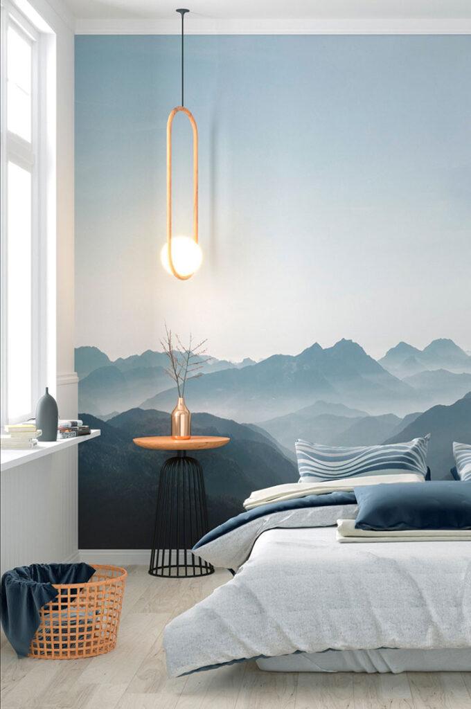 Idee per decorare la camera da letto n.23