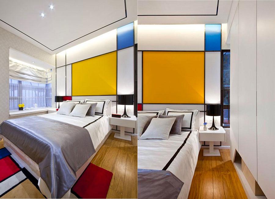 Idee per decorare la camera da letto n.25
