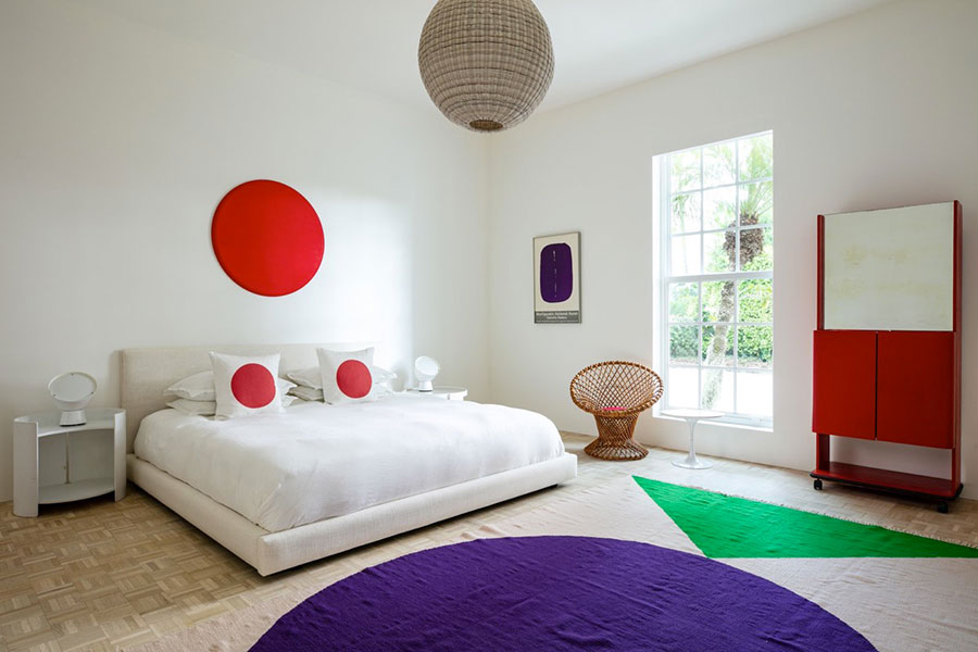 Idee per decorare la camera da letto n.26