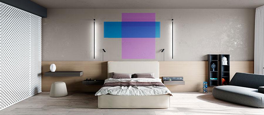 Idee per decorare la camera da letto n.27