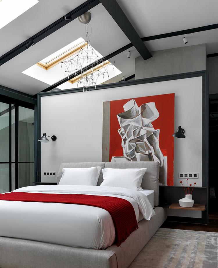 Idee per decorare la camera da letto n.38