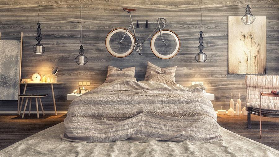 Idee per decorare la camera da letto n.42