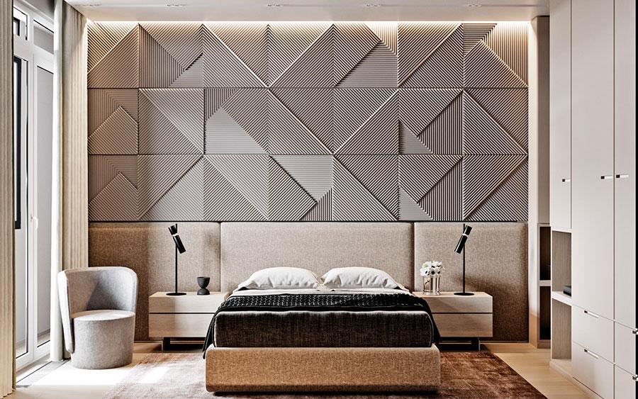 Idee per decorare la camera da letto n.49