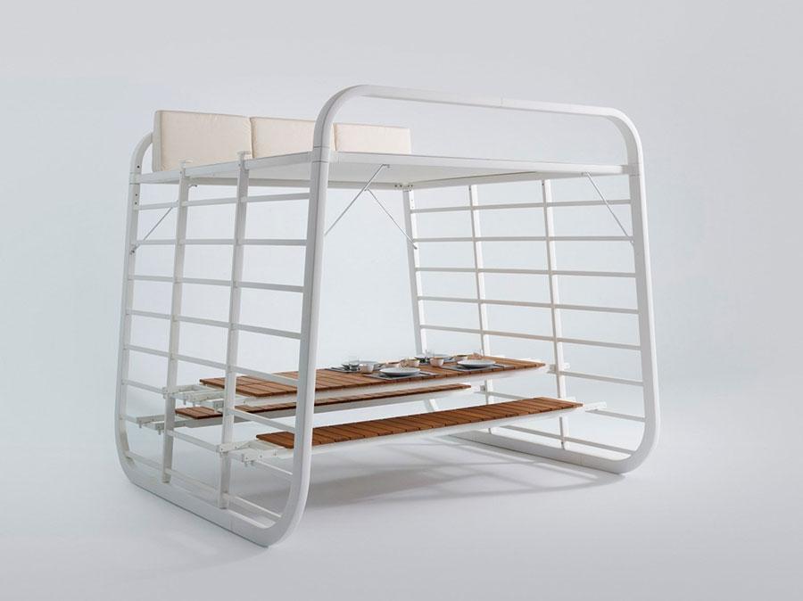 Modello di gazebo di design n.23