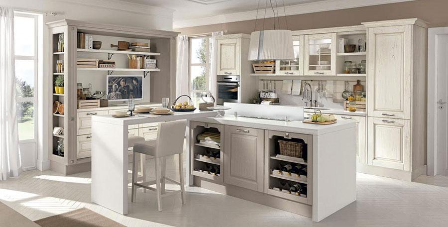 Cucine classiche moderne