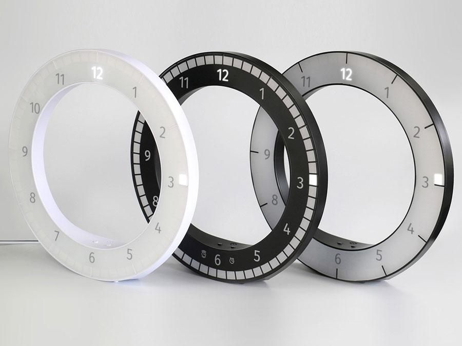 Modello di orologio da tavolo particolare 04