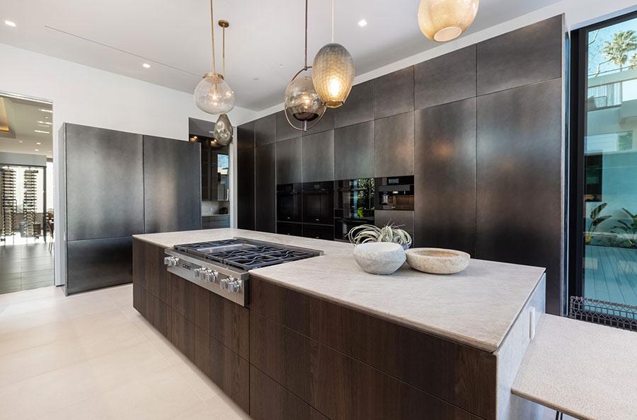Piano cucina in marmo n.10
