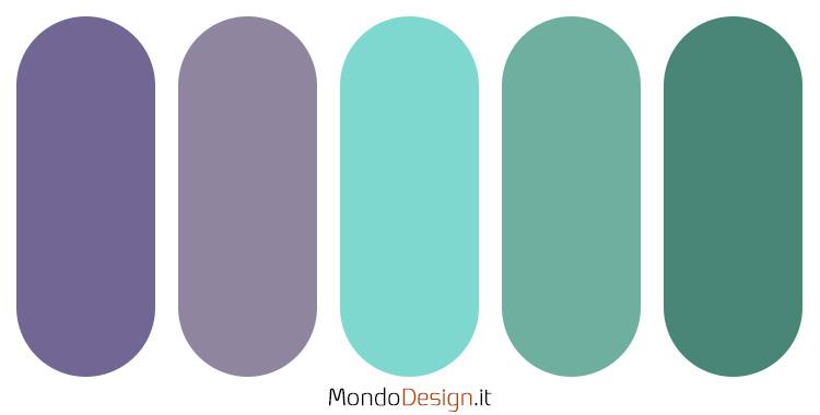 Palette colore Tiffany 03