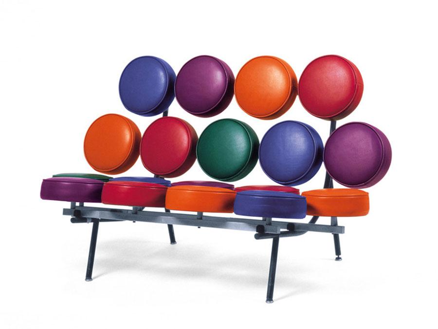 Modello di divano particolare n.14