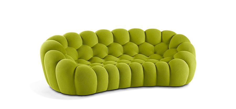 Modello di divano particolare n.25