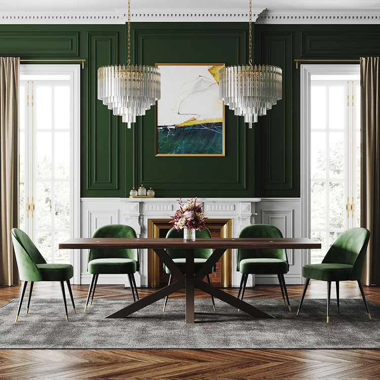 Idee per arredare una sala da pranzo in stile contemporaneo n.19