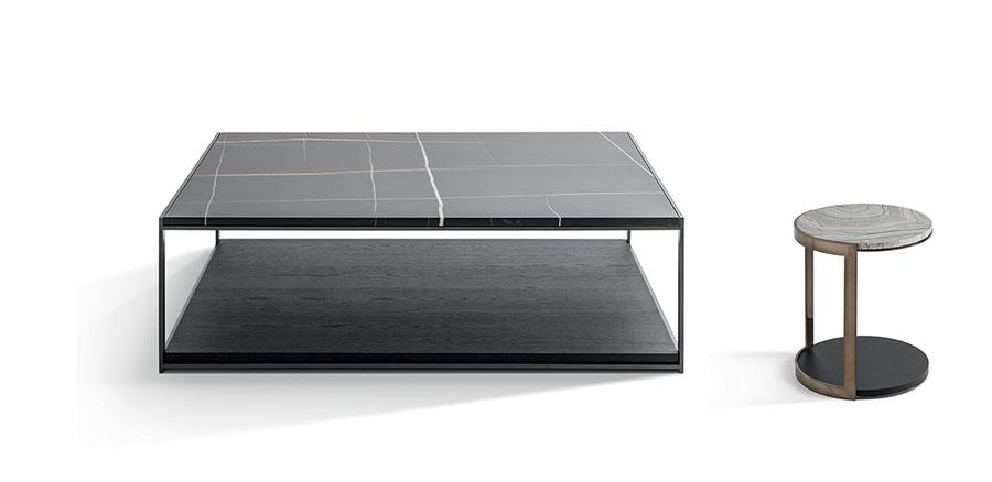 Idee per il tavolino colore antracite