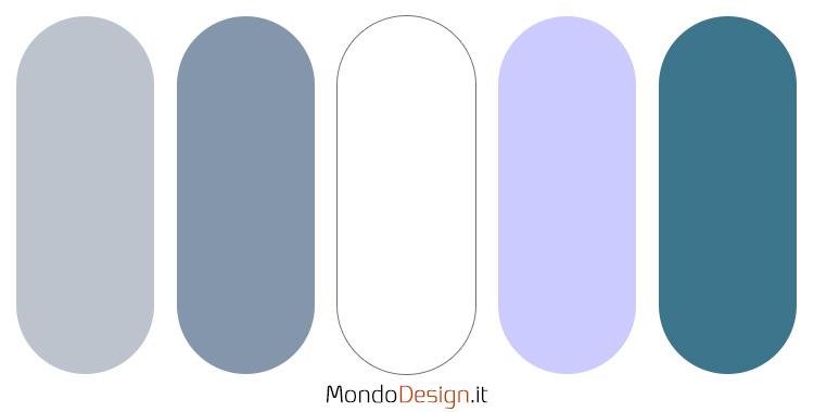 Palette colore pervinca n.02