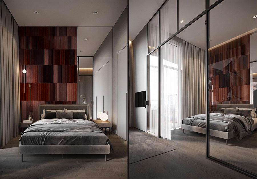 Idee per arredare una camera da letto di 9 mq n.16
