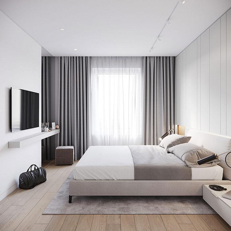 Idee per arredare una camera da letto di 9 mq n.22