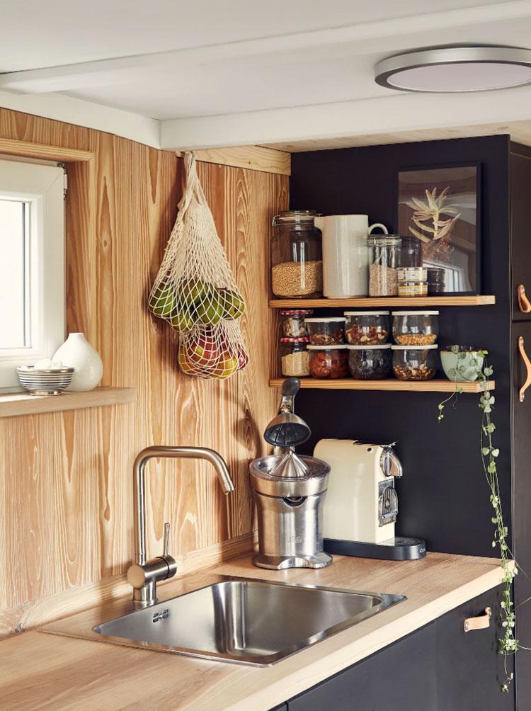 Idee di arredamento per tiny house Ikea n.02