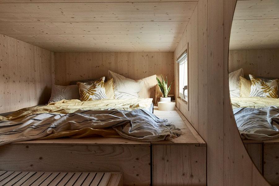 Idee di arredamento per tiny house Ikea n.06