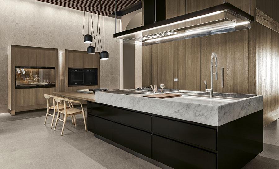 Modello di cucina di design Arclinea n.01