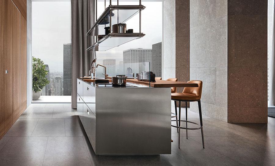 Modello di cucina di design Arclinea n.02