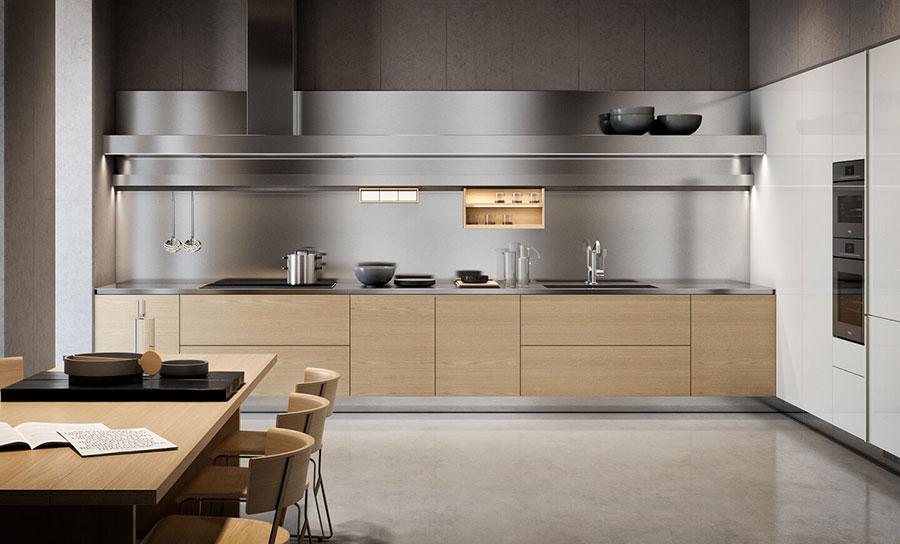 Modello di cucina di design Arclinea n.03