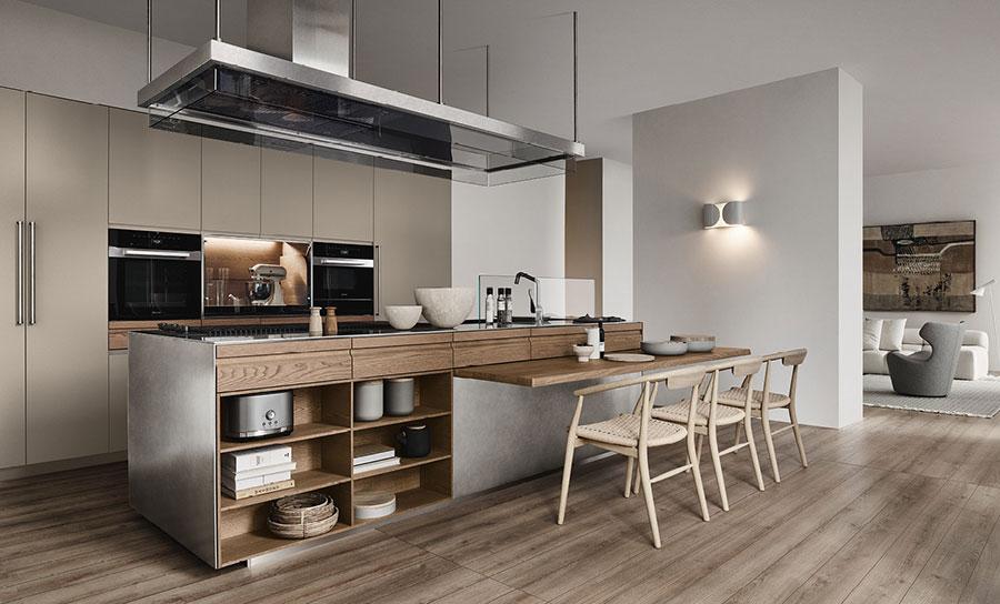 Modello di cucina di design Arclinea n.04
