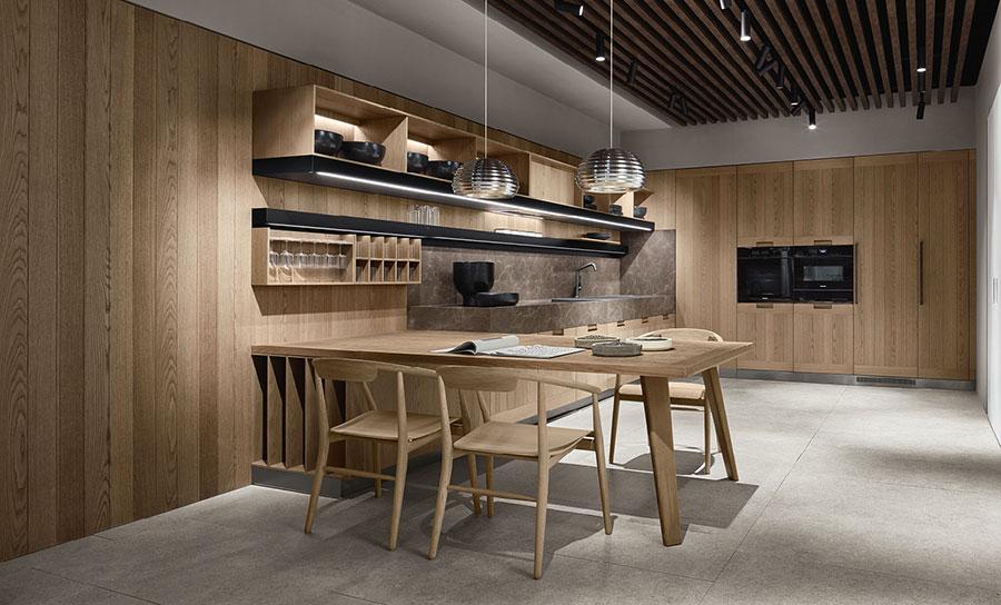 Modello di cucina di design Arclinea n.05