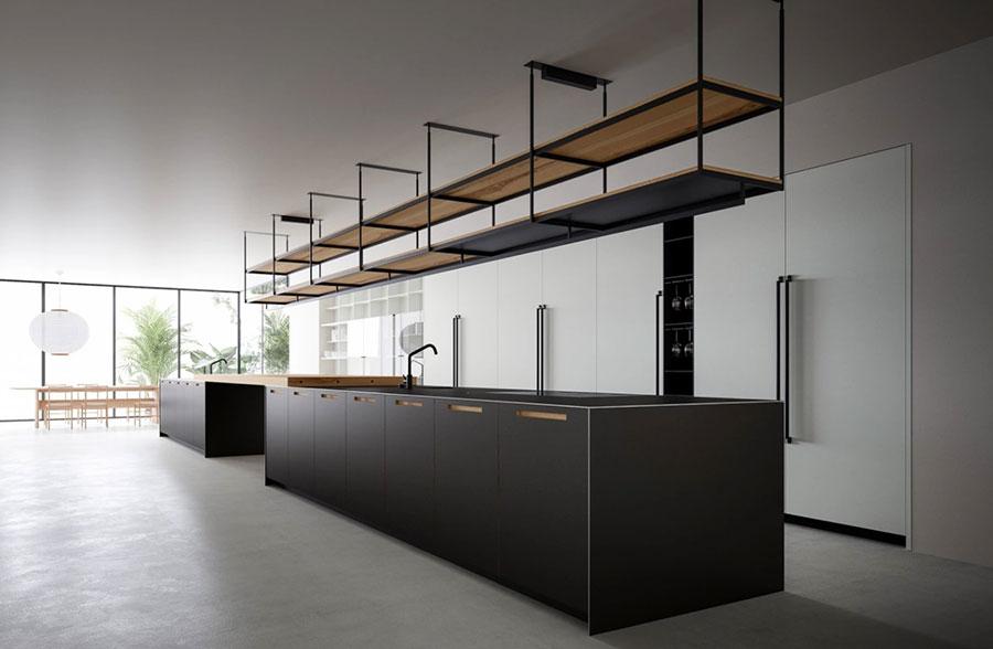 Modello di cucina di design Boffi n.02