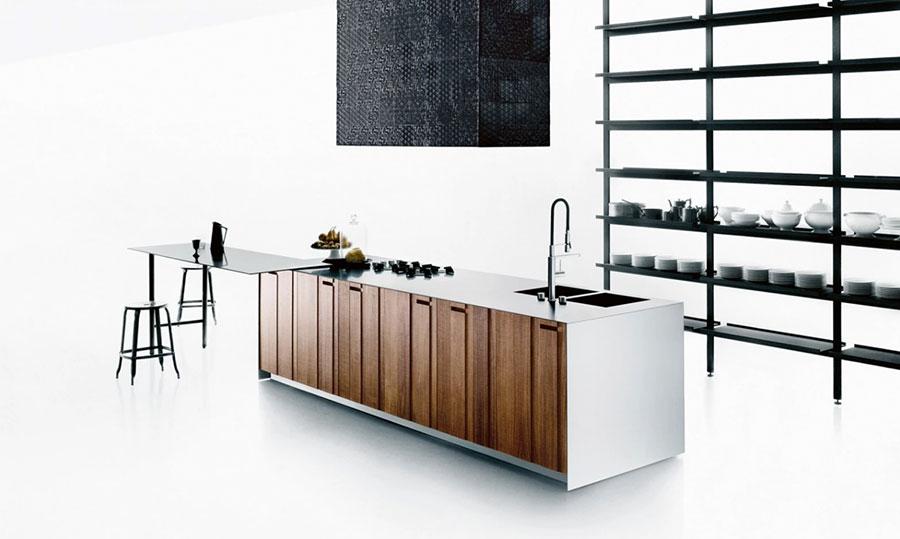 Modello di cucina di design Boffi n.03