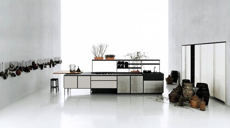 Modello di cucina di design Boffi n.04
