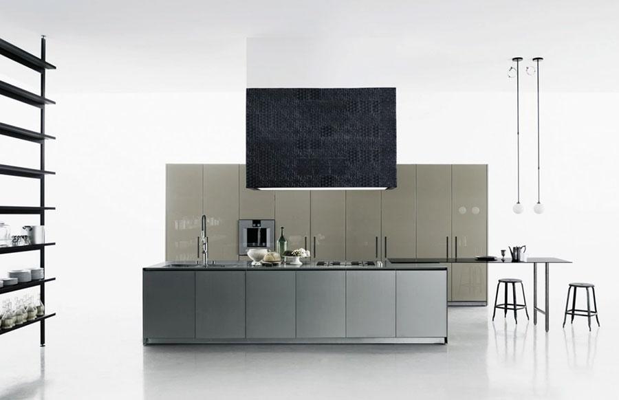 Modello di cucina di design Boffi n.05