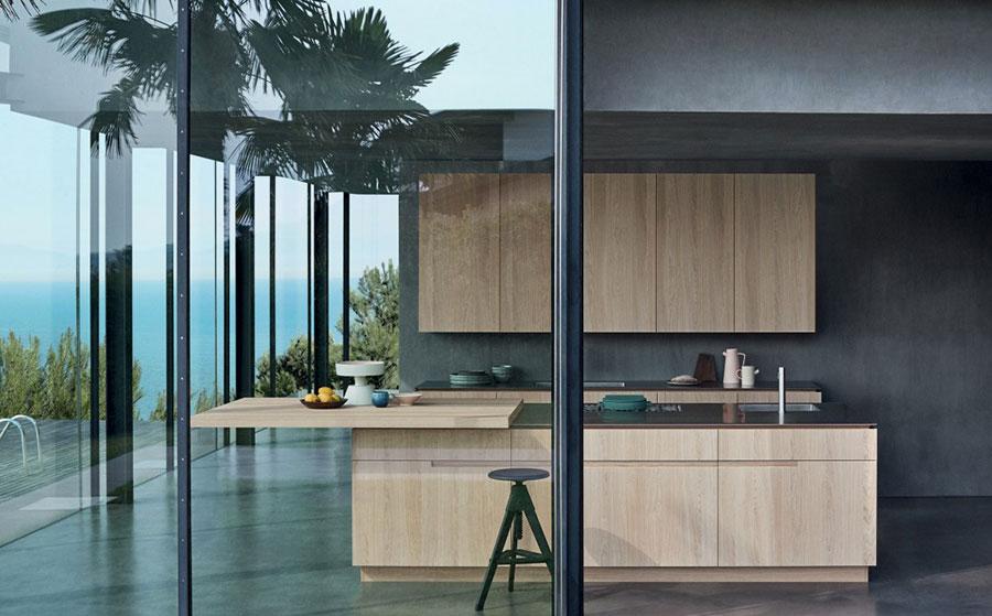 Modello di cucina di design Cesar n.04
