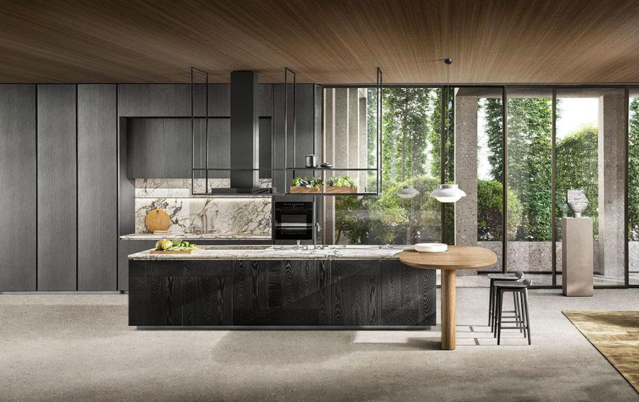 Modello di cucina di design Dada n.03