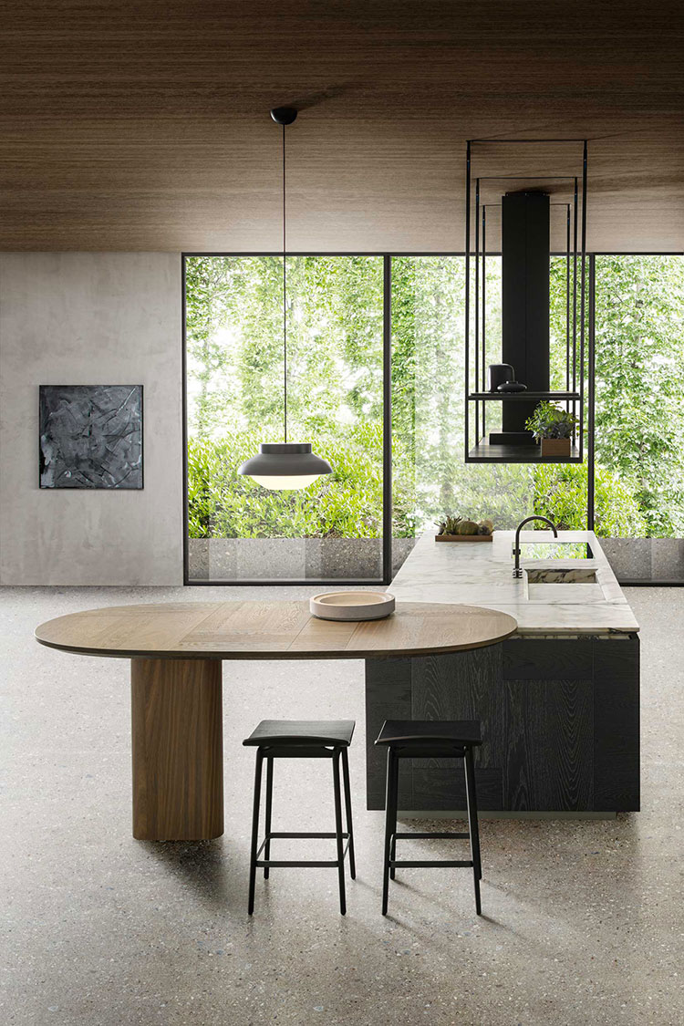 Modello di cucina di design Dada n.04