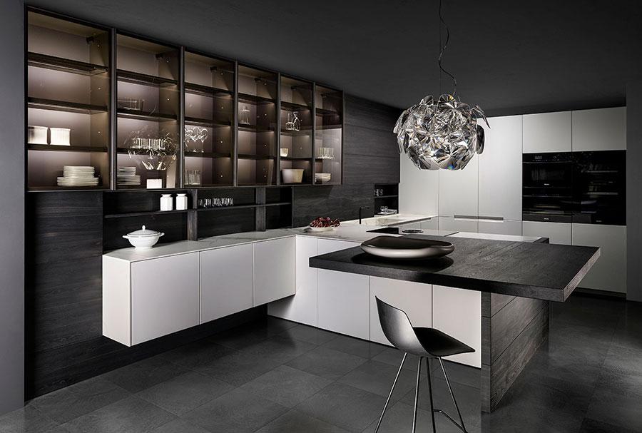 Modello di cucina di design Key n.02