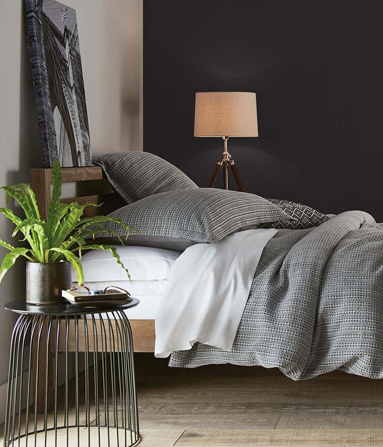 Idee per dipingere le pareti della camera da letto con i colori 2021 n.03