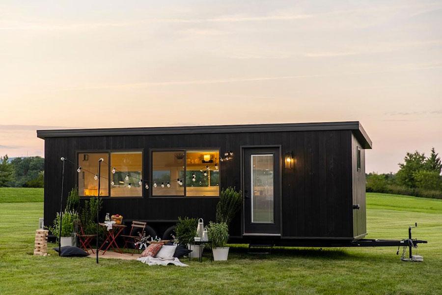 Progetto tiny house Ikea n.01