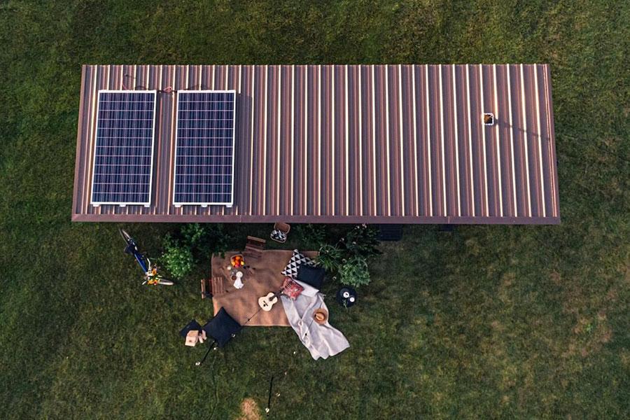 Progetto tiny house Ikea n.02