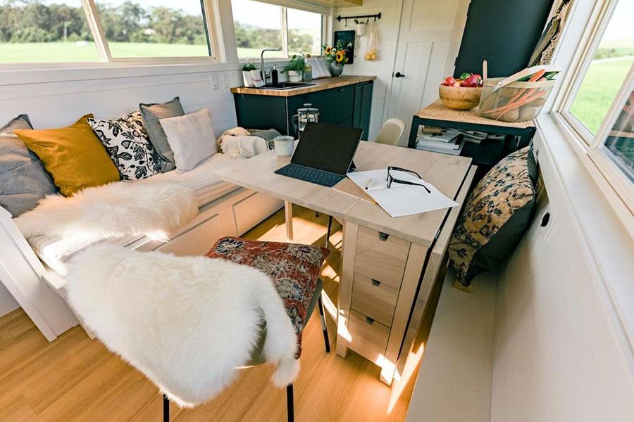 Progetto tiny house Ikea n.03