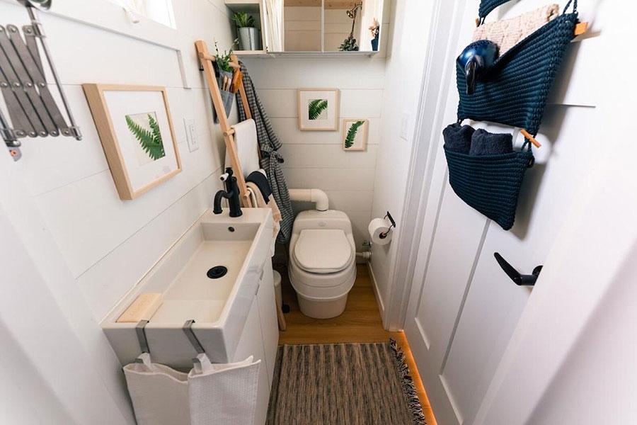 Progetto tiny house Ikea n.06