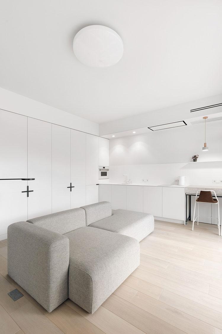 Idee di arredamento per un open space piccolo n.09