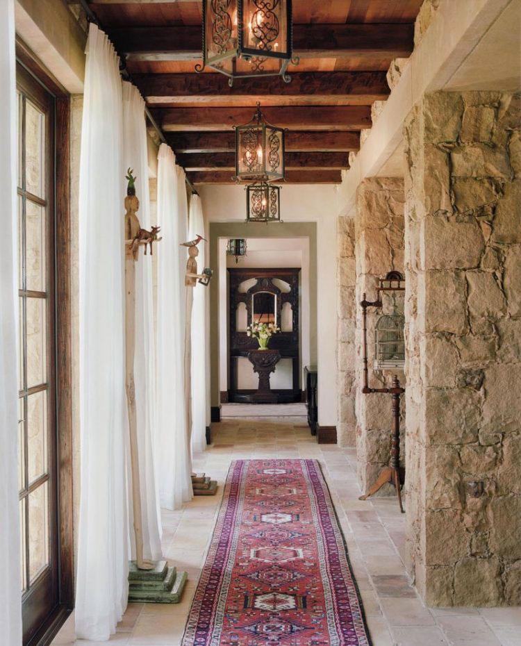 Idee per arredare un corridoio in ingresso n.25