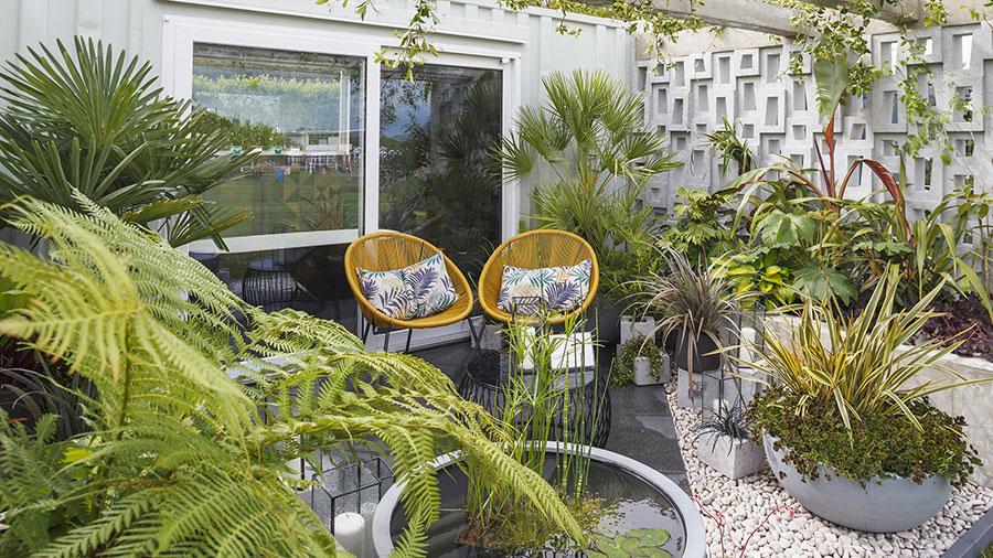 Idee per arredare un balcone con le piante n.03