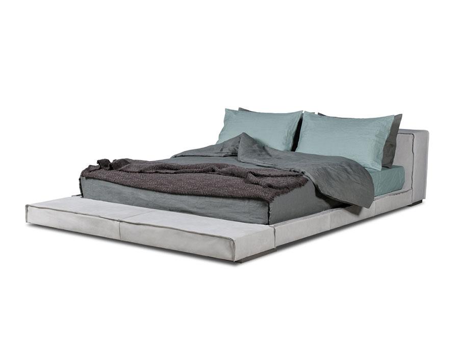Modello di letto imbottito di Baxter n.02