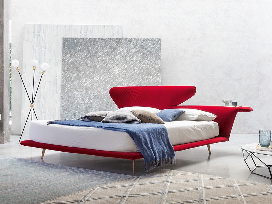 Modello di letto imbottito di Bonaldo n.04