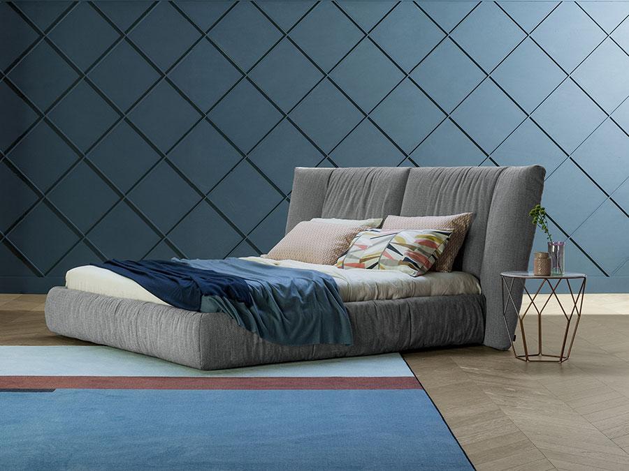 Modello di letto imbottito di Bonaldo n.05