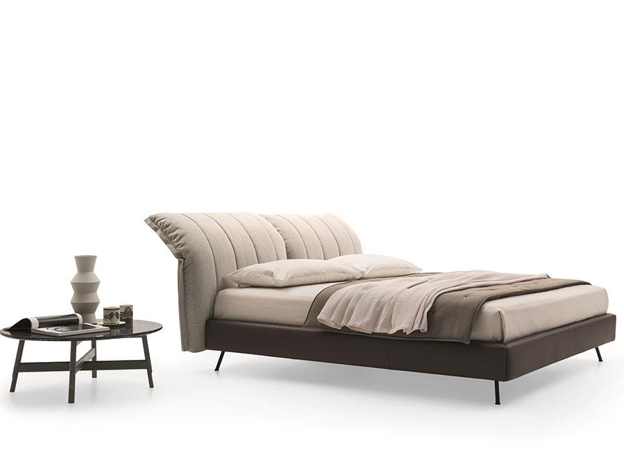 Modello di letto imbottito di Ditre Italia n.01