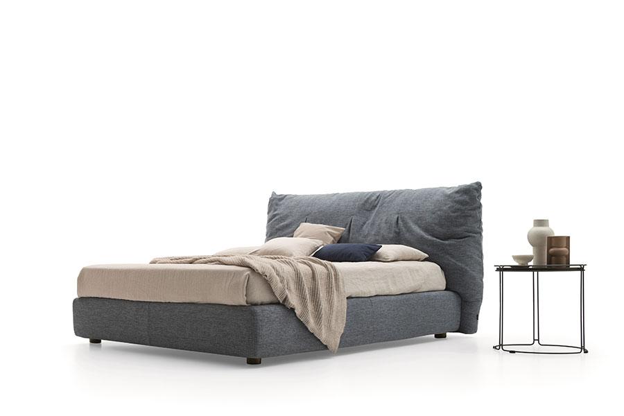 Modello di letto imbottito di Ditre Italia n.02
